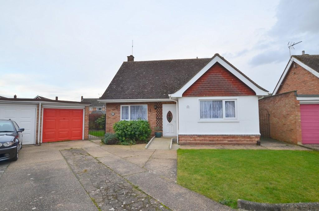 3 Bedrooms Detached Bungalow for sale in Rye Close, Ipswich