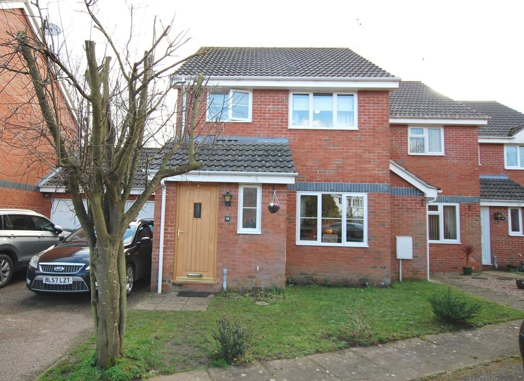 3 Bedrooms End Of Terrace House for sale in Harvest Close, Hainford