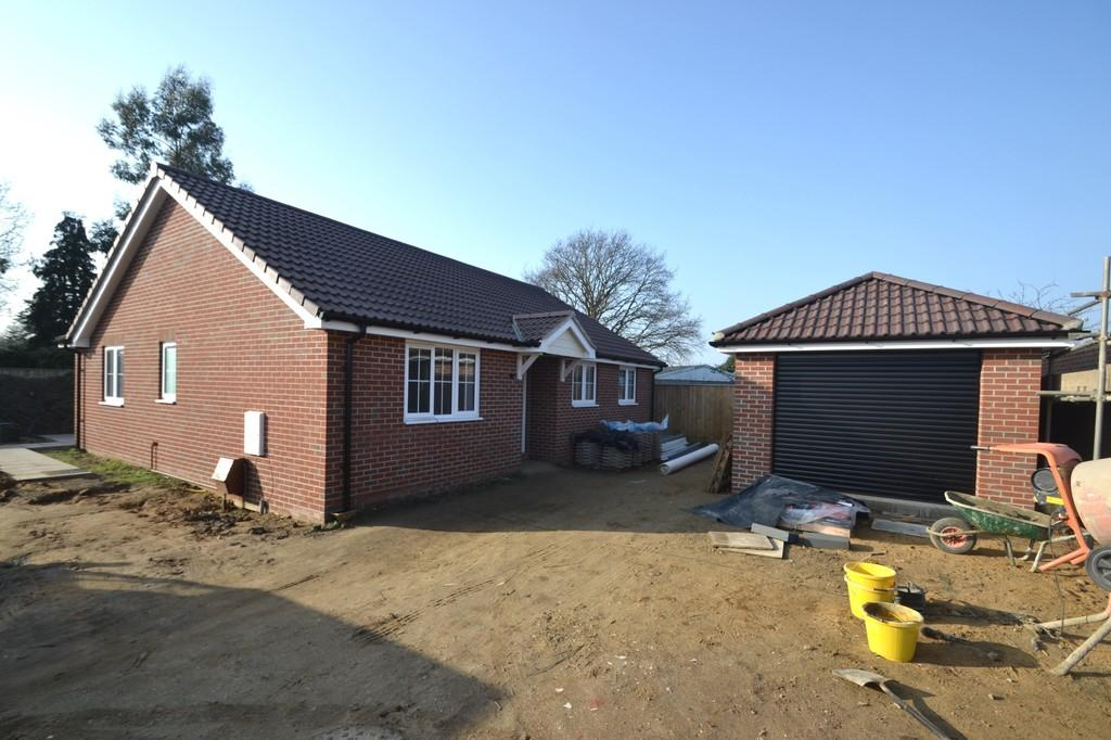 3 Bedrooms Detached Bungalow for sale in 1 2 Bell Gardens Kesgrave