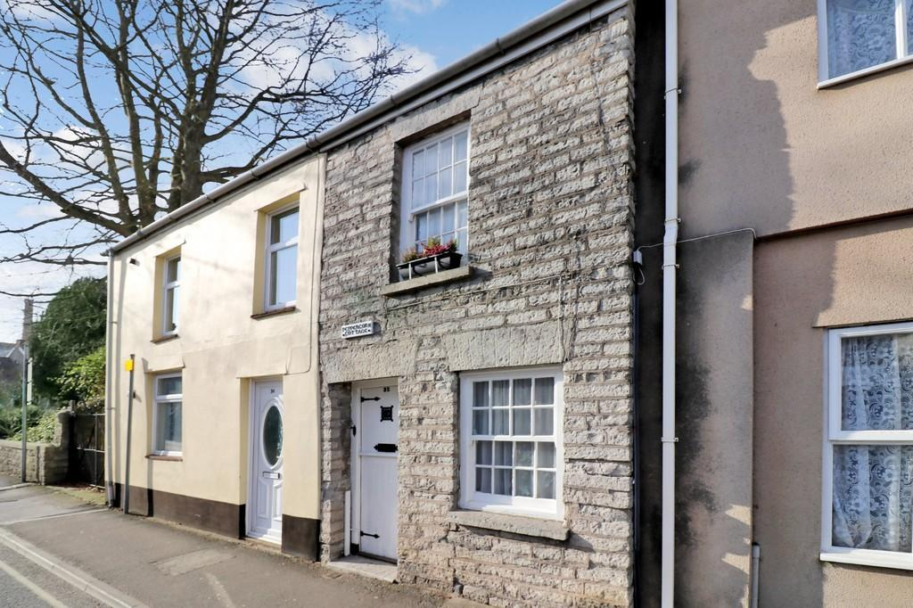 2 Bedrooms Terraced House for sale in High Street, Street