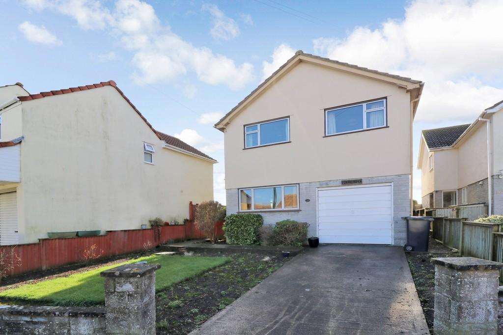 4 Bedrooms Detached House for sale in Grange Avenue, Street