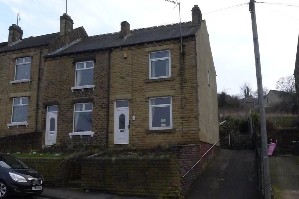 3 Bedrooms End Of Terrace House for sale in Lees Hall Road, Dewsbury