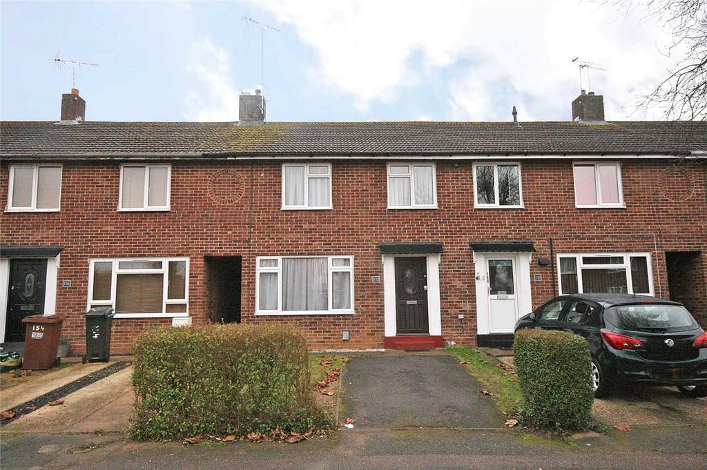 3 Bedrooms Terraced House for sale in Boundary Lane, Welwyn Garden City, Hertfordshire
