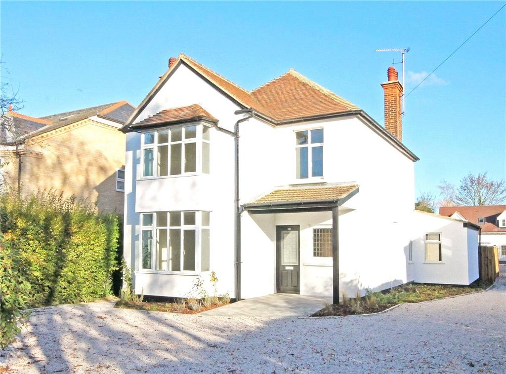 4 Bedrooms Detached House for sale in Cambridge Road, Great Shelford, Cambridge, CB22