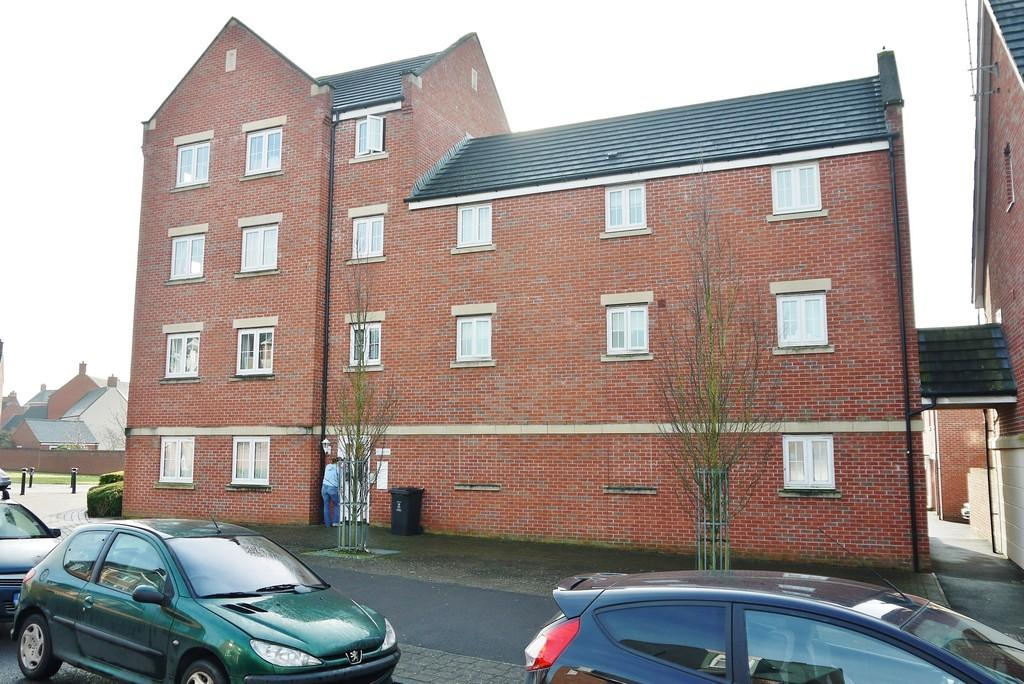 2 Bedrooms Apartment Flat for sale in Thursday Street, Swindon