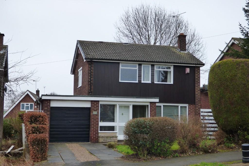 3 Bedrooms Detached House for sale in Mill Hill Lane, Burton-on-Trent