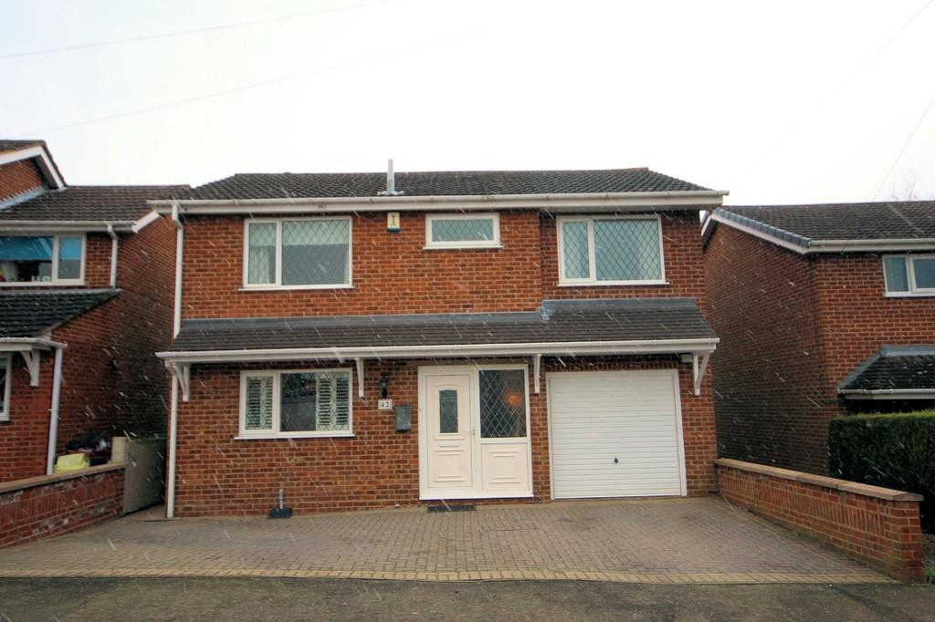 3 Bedrooms Detached House for sale in Abney Crescent, Measham