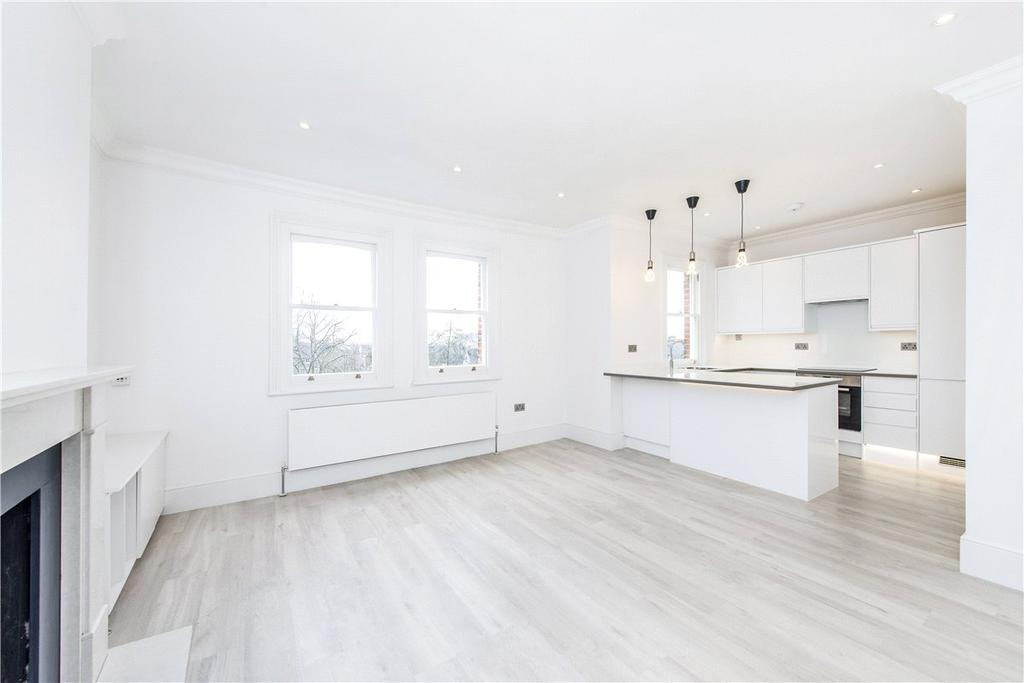 3 Bedrooms Apartment Flat for sale in St. Ann's Crescent, London, SW18
