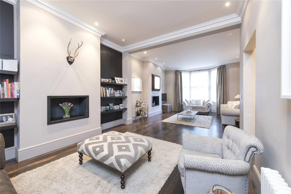 5 Bedrooms Terraced House for sale in Eglantine Road, London, SW18