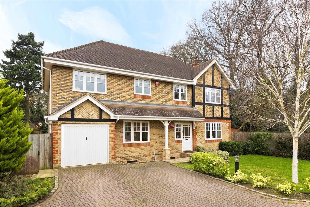 5 Bedrooms Detached House for sale in Haven Place, Portsmouth Road, Esher, Surrey, KT10