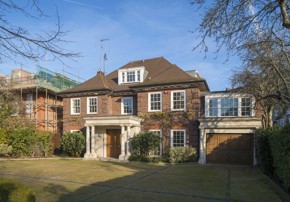 7 Bedrooms Detached House for sale in Grove End Road, St. John's Wood, London, NW8