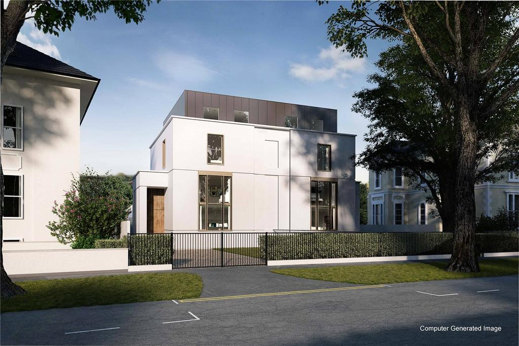 5 Bedrooms Semi Detached House for sale in Pittville Crescent, Pittville, Cheltenham, Gloucestershire, GL52