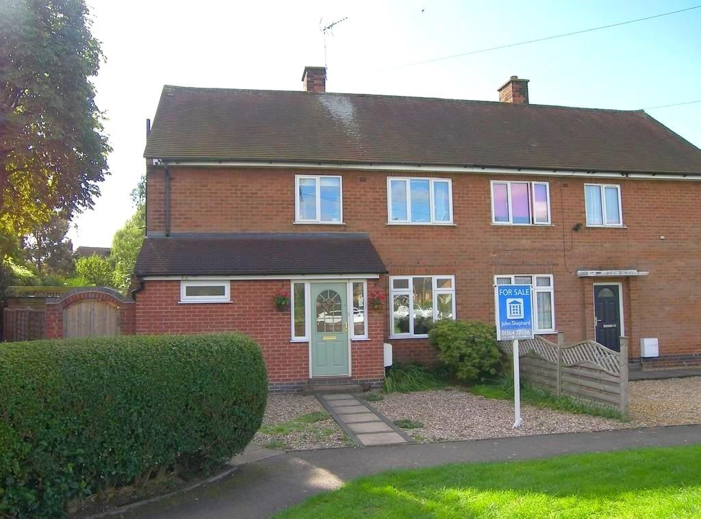 3 Bedrooms Semi Detached House for sale in Newlands Road, Bentley Heath