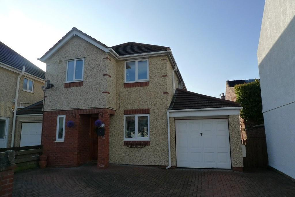 3 Bedrooms Detached House for sale in Coed Coch Road, Old Colwyn