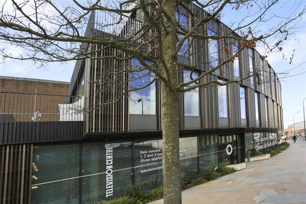 3 Bedrooms Flat for sale in Television Centre, 89 Wood Lane, London