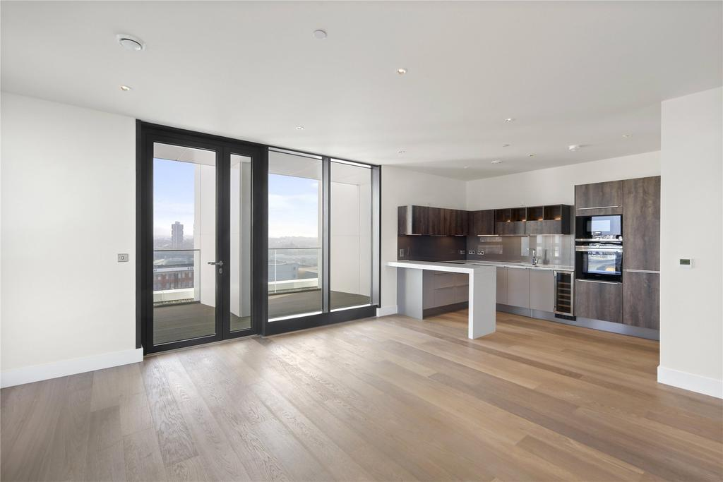 3 Bedrooms Flat for sale in Battersea Exchange, 5 Lockington Road, London