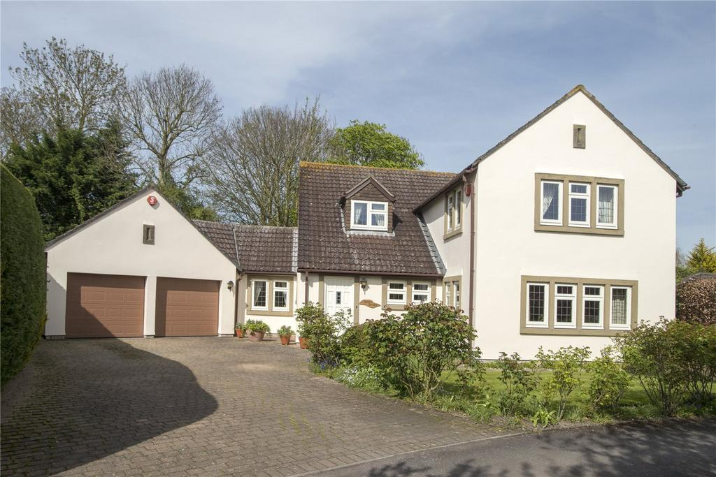 4 Bedrooms Detached House for sale in Church Road, Lympsham, Weston-super-Mare, Somerset, BS24
