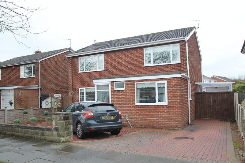 4 Bedrooms Detached House for sale in Sandy Lane, Billingham