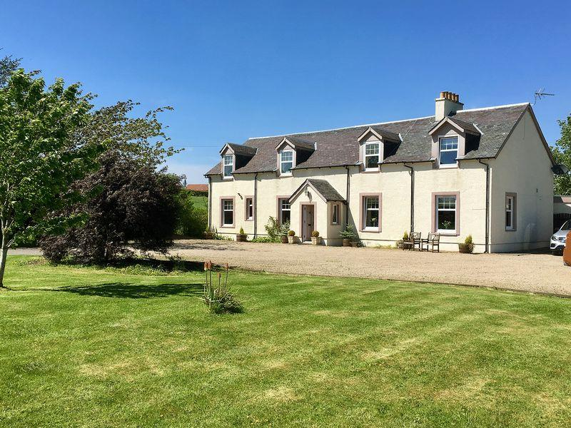 6 Bedrooms Country House Character Property for sale in Carston House, Littlemill Road by Drongan, KA6 6NQ