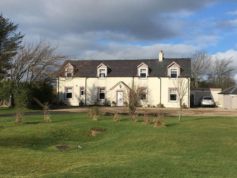 6 Bedrooms Country House Character Property for sale in Carston House, Littlemill Road, Drongan, KA6 6NQ