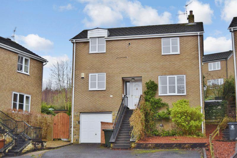 3 Bedrooms Detached House for sale in Eastwood Grange Road, Hexham