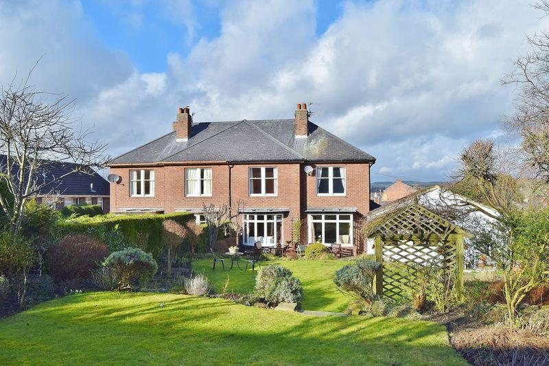 4 Bedrooms Semi Detached House for sale in Eastgate, Hexham