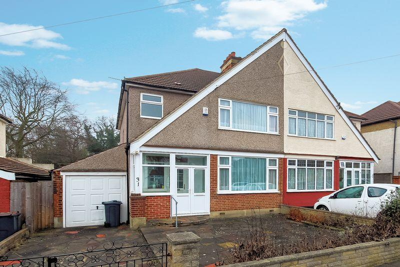 3 Bedrooms Semi Detached House for sale in Oak Avenue, Shirley