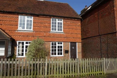 2 bedroom semi-detached house to rent - Charcott, Tonbridge