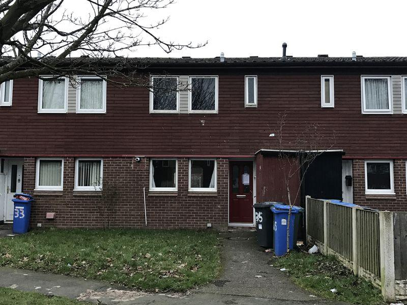 3 Bedrooms Terraced House for sale in Bodmin Close, Brookvale