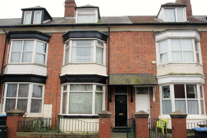 6 Bedrooms Terraced House for sale in Ayresome Street, Middlesbrough
