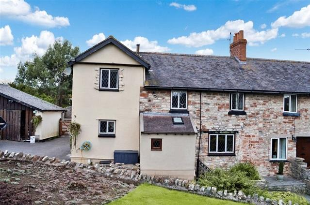 3 Bedrooms Semi Detached House for sale in Main Road, Chelwood, Near Bristol