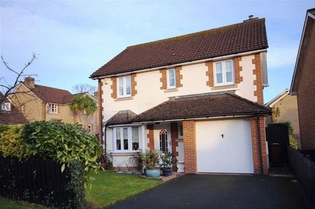 4 Bedrooms Detached House for sale in South Meadow, South Horrington Village, Wells