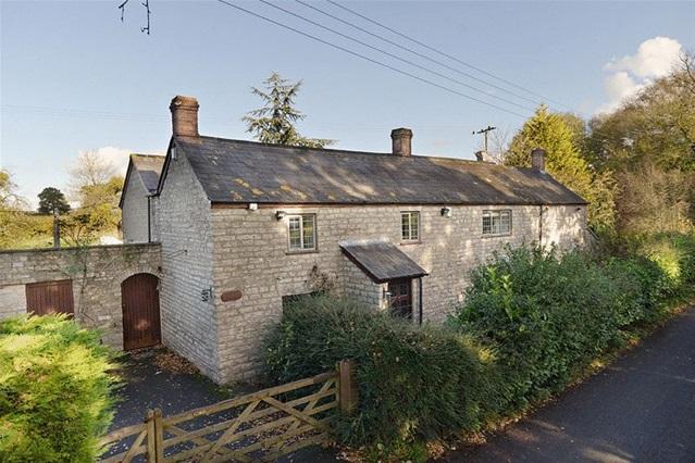 5 Bedrooms Detached House for sale in Lottisham, Glastonbury