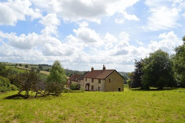 4 Bedrooms Semi Detached House for sale in Northwick, Dundry, Near Bristol