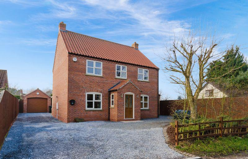 4 Bedrooms Detached House for sale in Back Lane, Wood Enderby