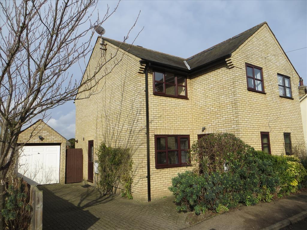 3 Bedrooms Semi Detached House for sale in Back Street, ASHWELL, SG7