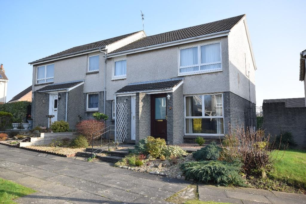 2 Bedrooms Villa House for sale in 65 Craigs Drive, East Craigs , Edinburgh, EH12 8UW