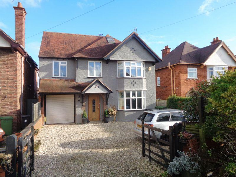 5 Bedrooms Detached House for sale in Cheltenham Road, Evesham