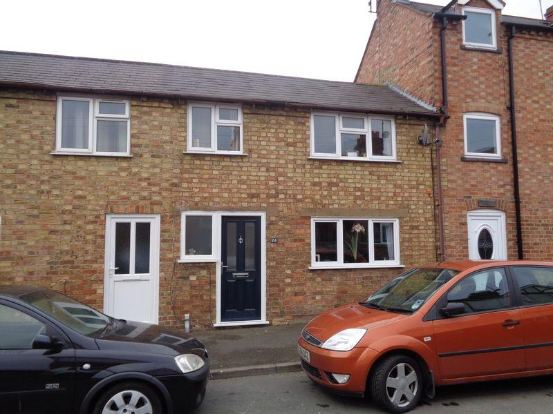 3 Bedrooms Terraced House for sale in The Leys, Evesham