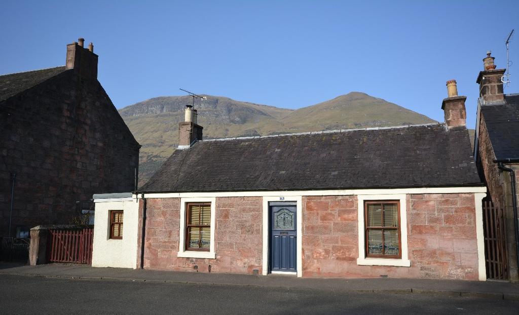 2 Bedrooms Cottage House for sale in James Street, Alva, Stirling, FK12 5AJ