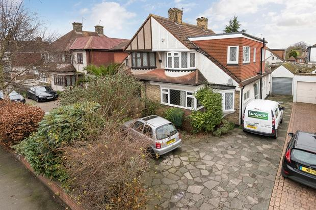 5 Bedrooms Semi Detached House for sale in Avenue Road, Bexleyheath, DA7