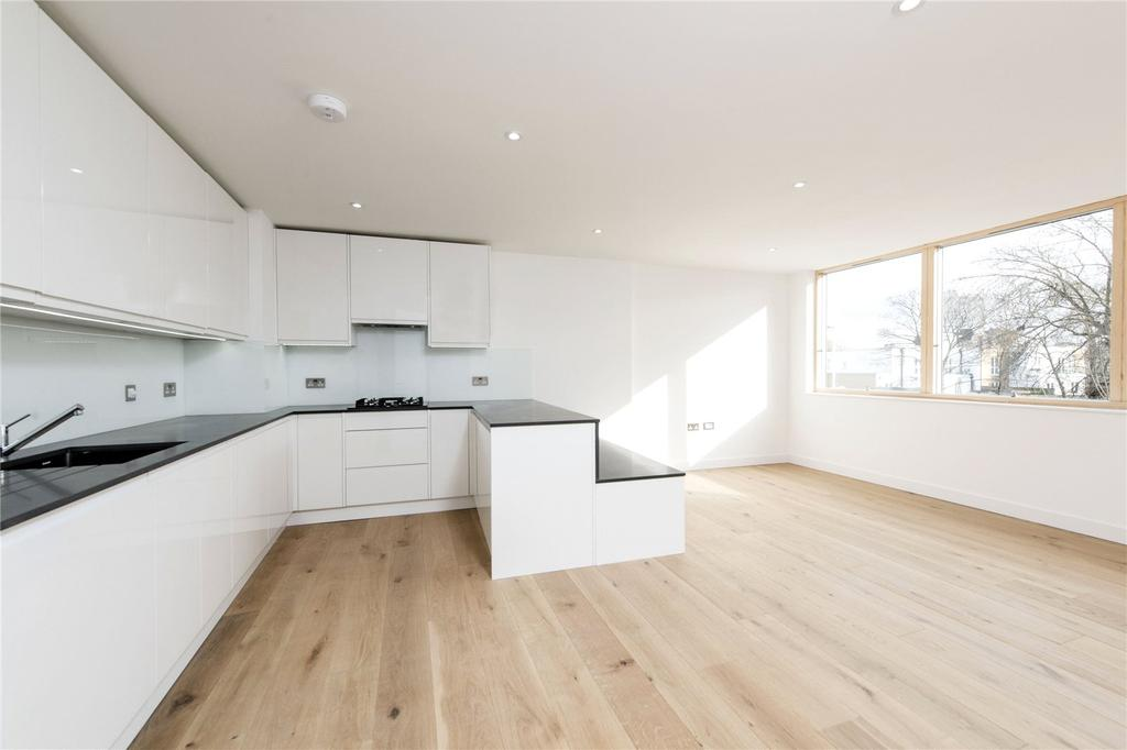 2 Bedrooms Flat for sale in New Portland Arms, 25 Wandsworth Road, South Lambeth, London, SW8