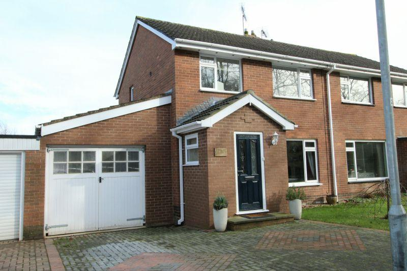 4 Bedrooms Semi Detached House for sale in KINGS AVENUE, OTTERY ST MARY