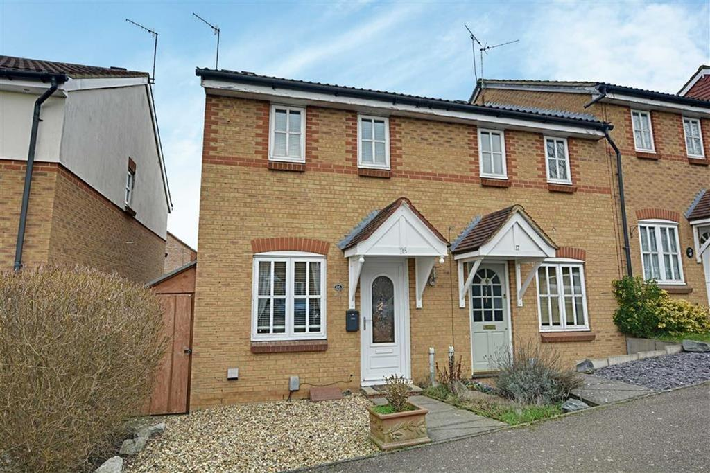 2 Bedrooms End Of Terrace House for sale in Badgers Close, Hertford, SG13