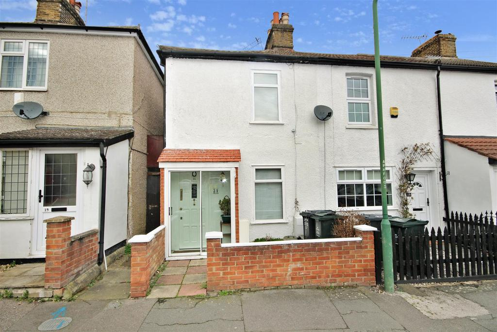 3 Bedrooms End Of Terrace House for sale in Powder Mill Lane, Dartford