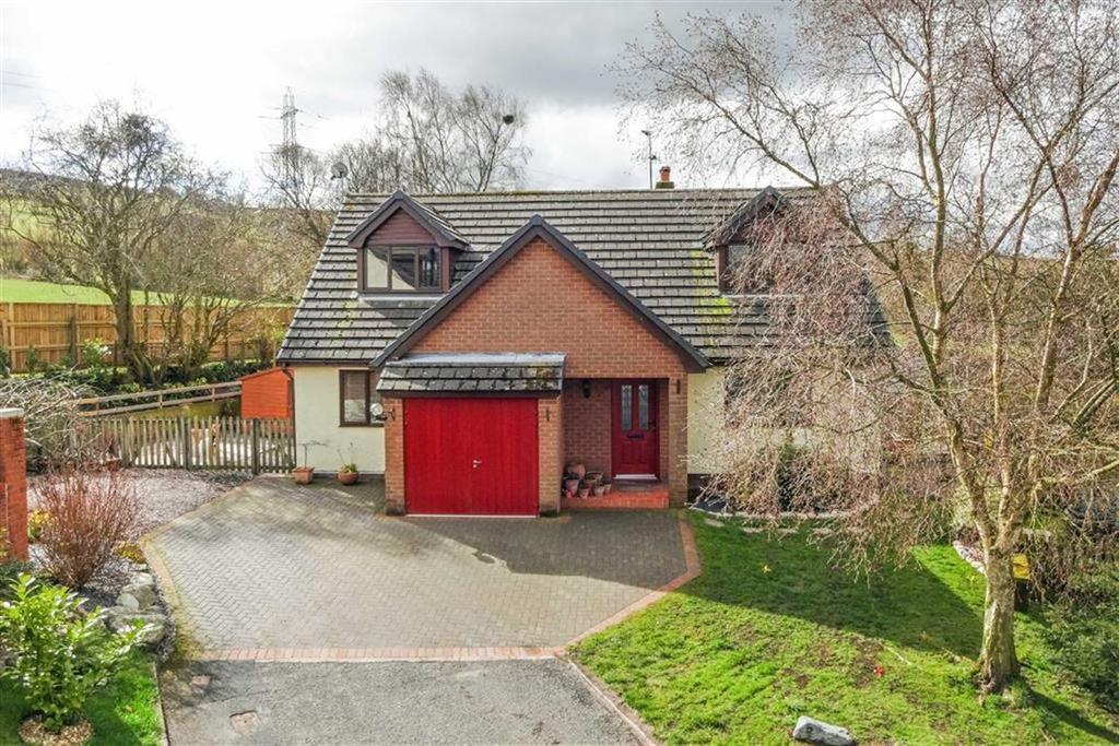 4 Bedrooms Detached House for sale in Maes Y Fedwen, Bryneglwys, Corwen