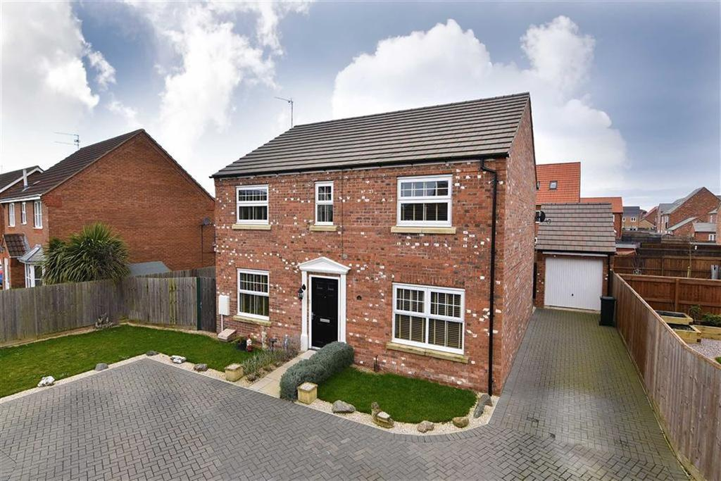 4 Bedrooms Detached House for sale in Tyne Close, Spalding