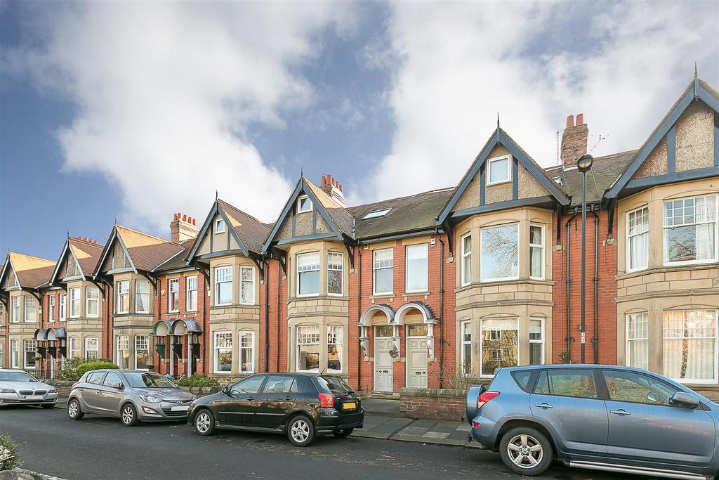5 Bedrooms Terraced House for sale in The Poplars, Gosforth, Newcastle upon Tyne