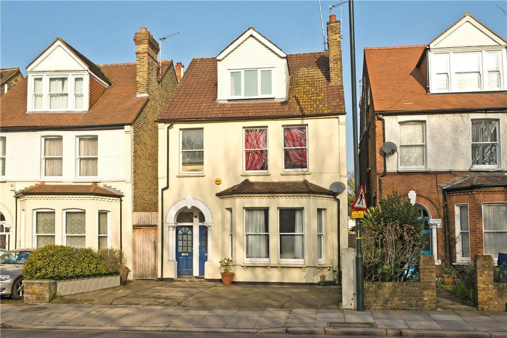 3 Bedrooms Flat for sale in Richmond Road, Richmond, Twickenham, TW1