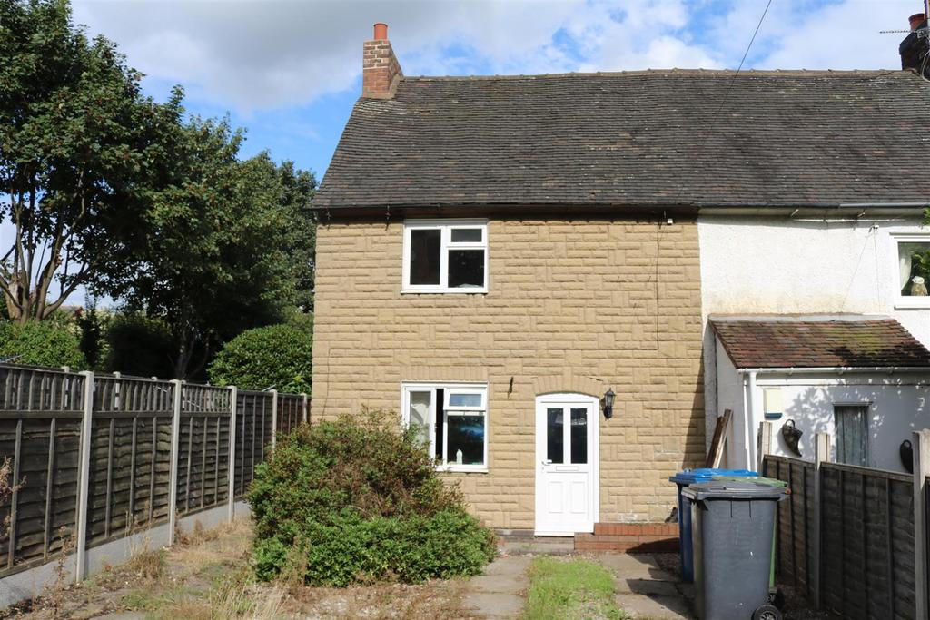 2 Bedrooms Cottage House for sale in Watling Street, Wilnecote, Tamworth